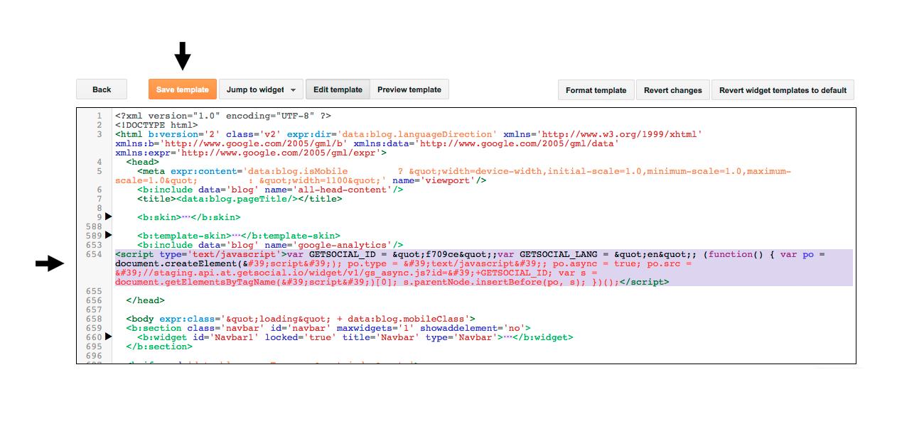 03 paste code blogger