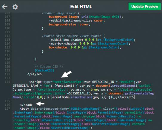 19 tumblr paste code